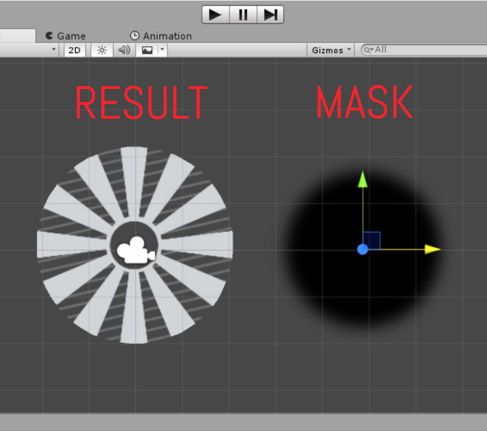 New Unity Sprite Mask alpha support - Unity Answers