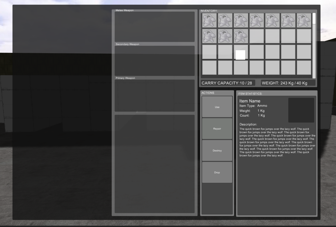 Unity UI 4 6 Uniformly scaling multiple pannels and buttons