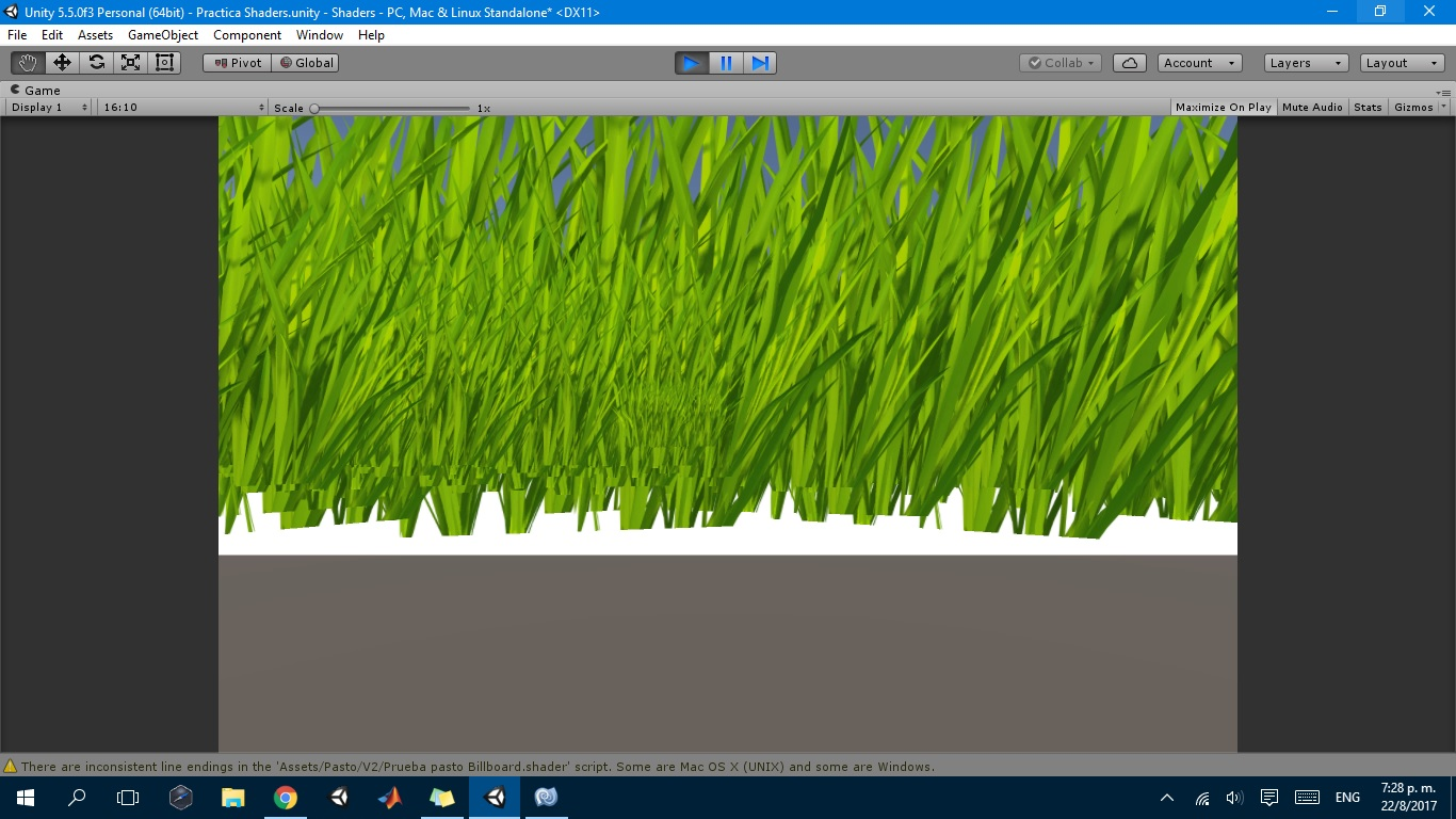 how to draw billboards grass with alpha? - Unity Answers