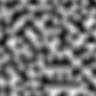 Why does Perlin-generated Texture lose gradient when with colour