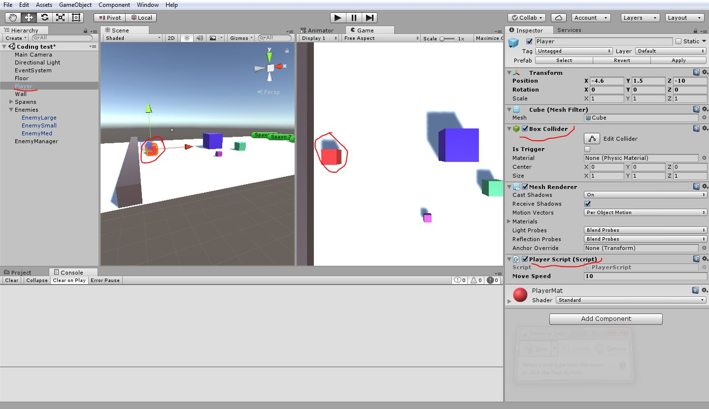 How can I detect collisions without rigidbodys  - Unity Answers