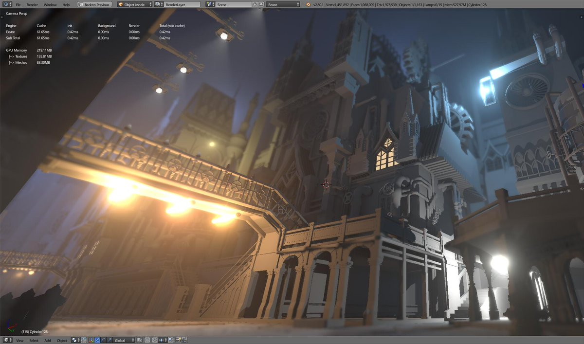 How to get volumetric lighting in Unity? - Unity Answers
