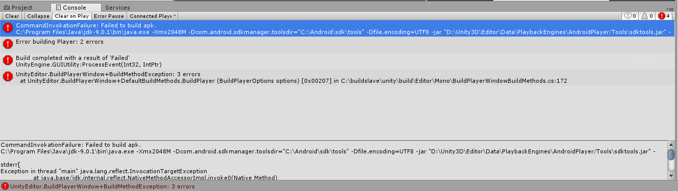Hello, I need some help to fix this error - Unity Answers