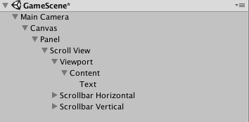 Scroll View not scrolling - Unity Answers