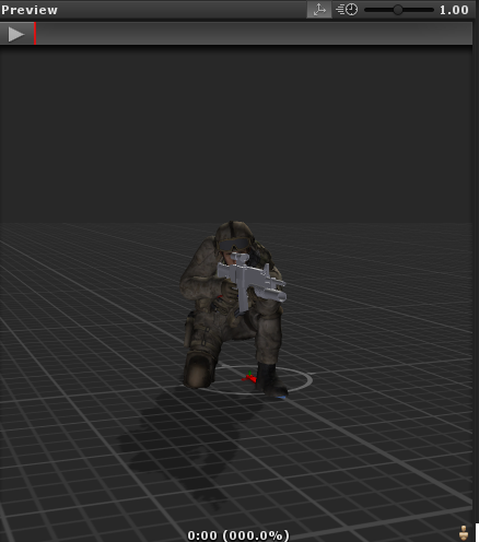 Is it possible to create a custom model preview in an Editor