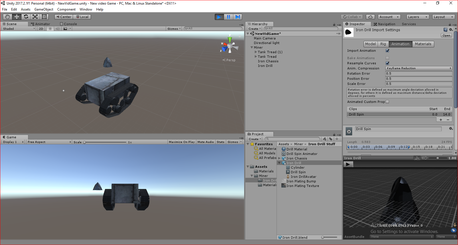 Unity changes position, scale, and rotation of my object when it is