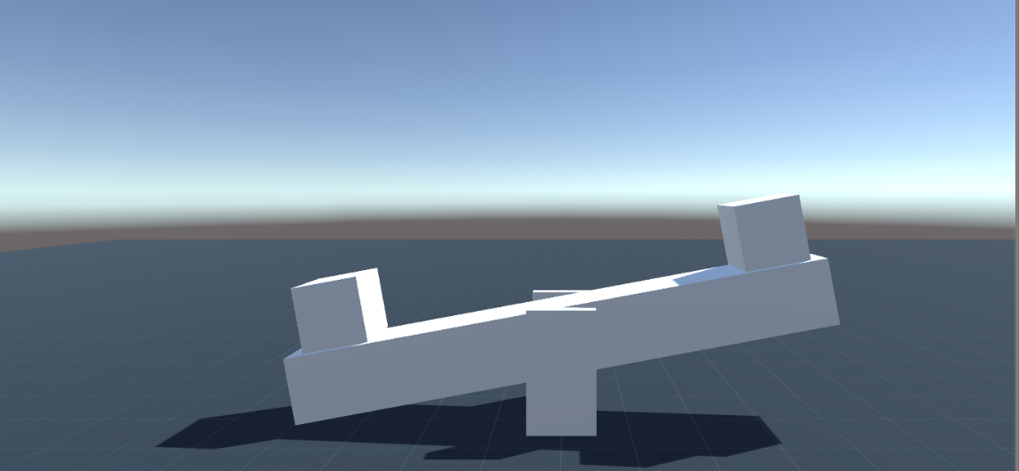Creating A Balanced Scale With A Hinge Joint Unity Answers