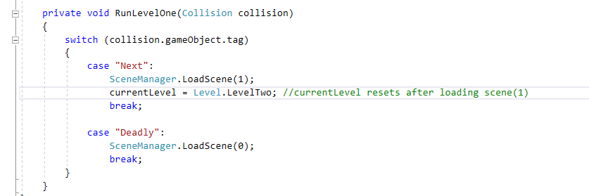How to keep game states while loading different scenes,How