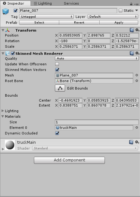 Materials are grayed out/ can't edit them - Unity Answers