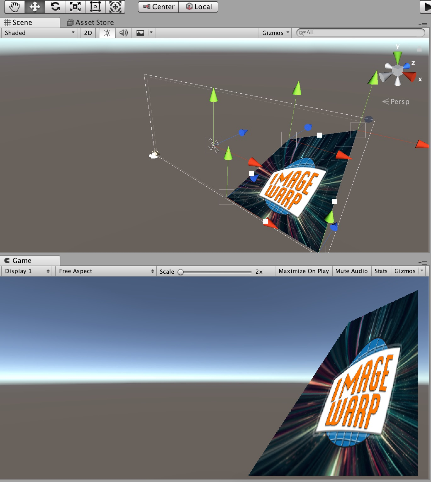 Projetion Mapping on Unity - Unity Answers