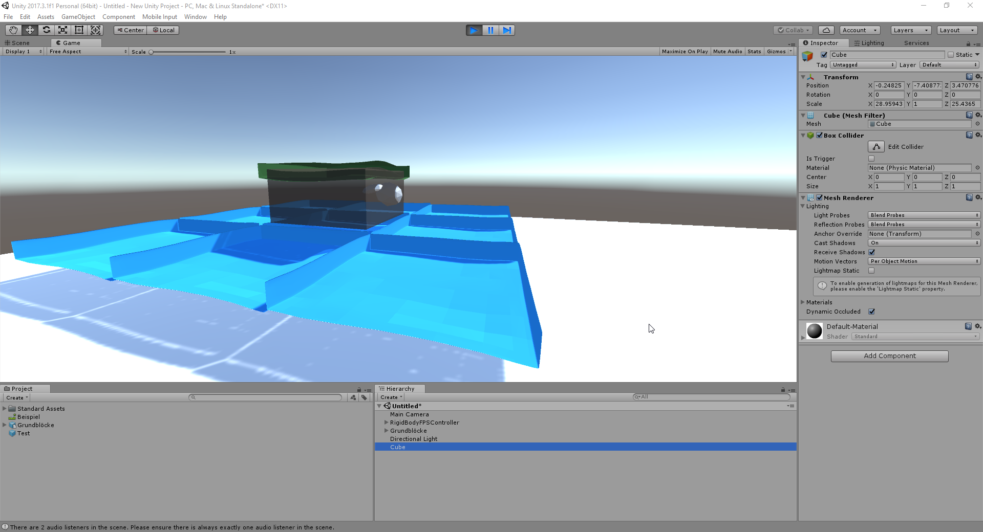 Models are partially invisible after import from blender - Unity Answers