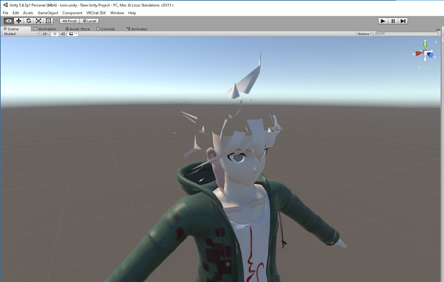 fbx model is missing faces but its okay in maya, 3ds max and