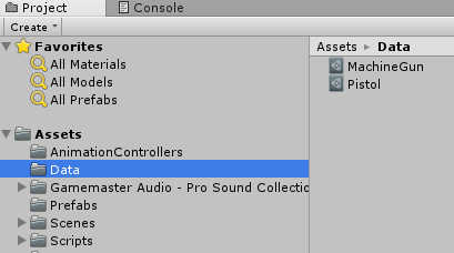 Scriptable Object works in editor, but not on build - Unity