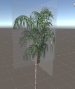 Vice City Palm in Unity