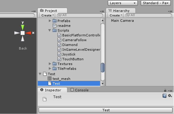 Problem with ScriptableObject and Custom Editor - Unity Answers