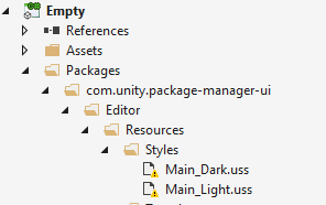 Source file could not be found - Unity 2018 2 - Unity Answers