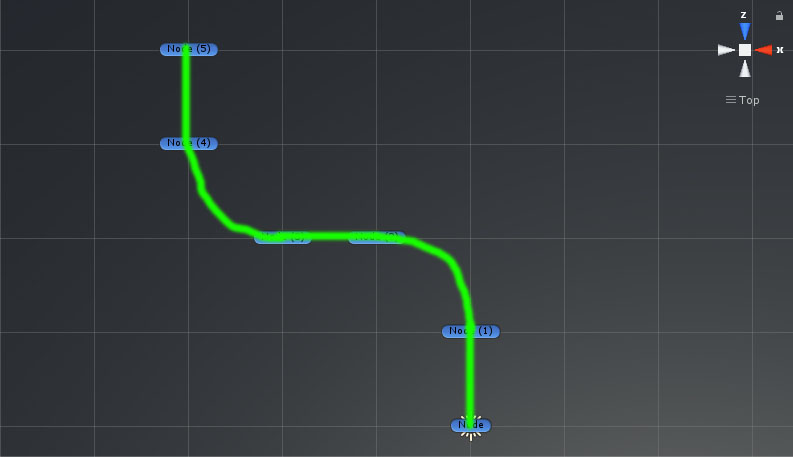 Moving an object along a circular path - Unity Answers