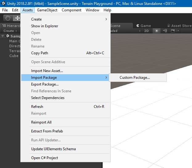 Missing All Standard Assets - Unity Answers