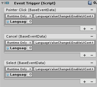 Recieve an event when Dropdown is closed? - Unity Answers