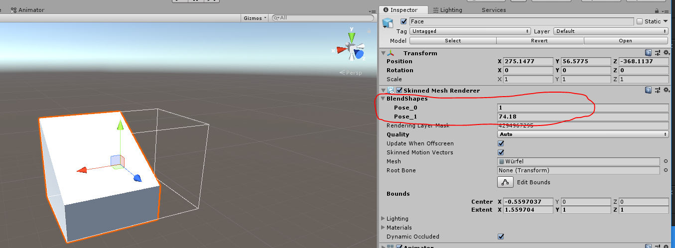 Import Blendshapes from Cinema 4d - Unity Answers