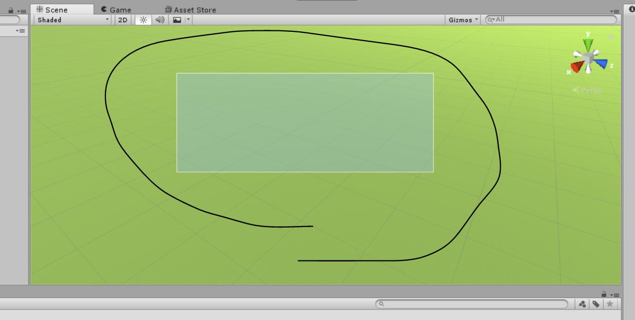How can I draw a box ingame? - Unity Answers