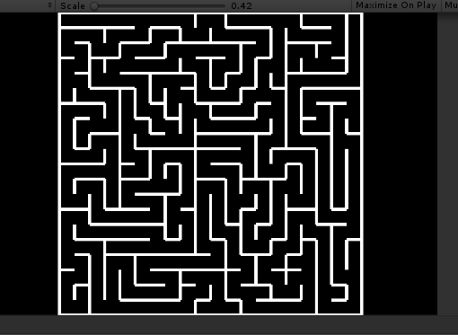 Help]How can I make my maze makes steps as it generate