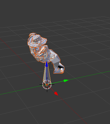 Problems with armature in Blender animation - Unity Answers