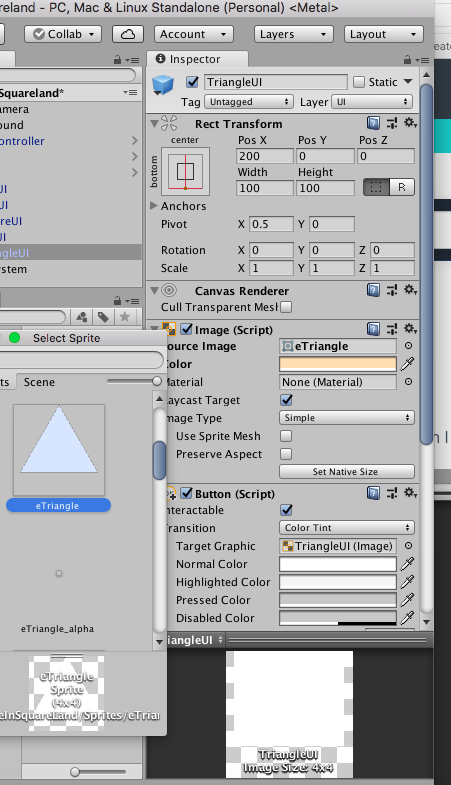 Why does Sprite Creator make sprites without alpha channel? - Unity