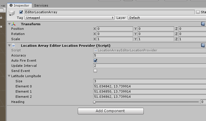 LocationProvider in Mapbox SDK for Unity - Unity Answers