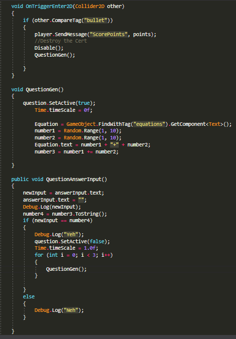 How do I get this code to run specified amount of times