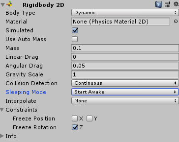 ForceMode2D Impulse not working - Unity Answers