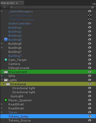 Hide Object in Editor Only - Unity Answers