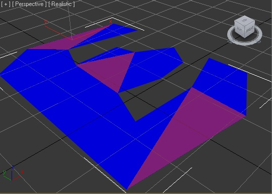 Mesh from Vertices (Polygon from Spline) - Unity Answers
