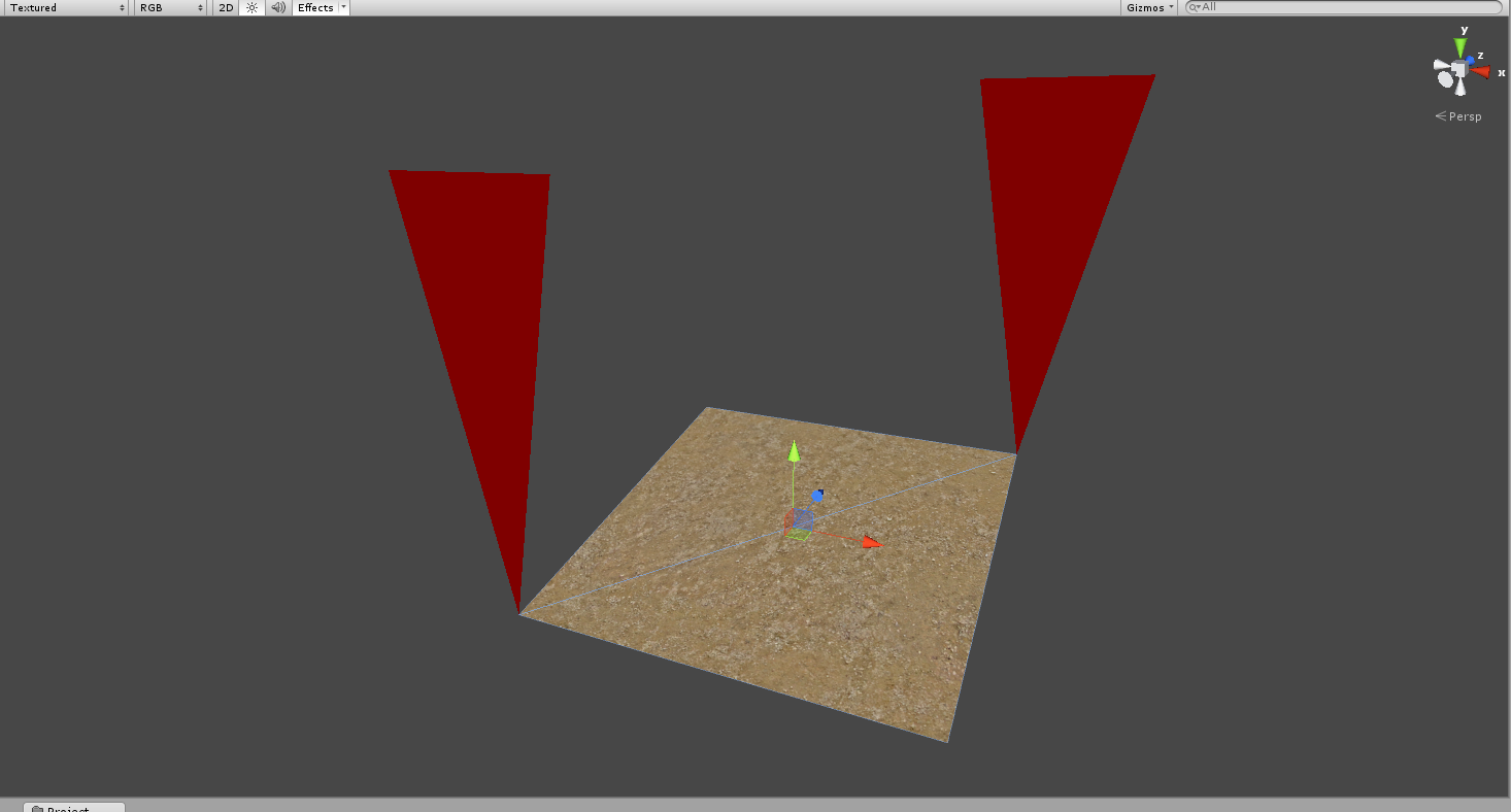 Geometry Shader misses vertices problem  - Unity Answers