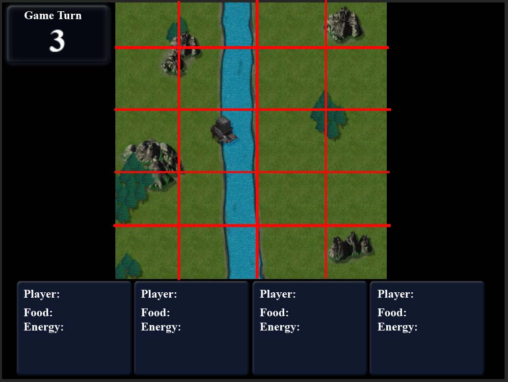Designing a 2d map with a grid - Unity Answers