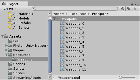 loading sprite from atlas in script - Unity Answers