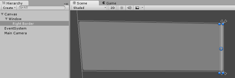 Screen to canvas space - Unity Answers