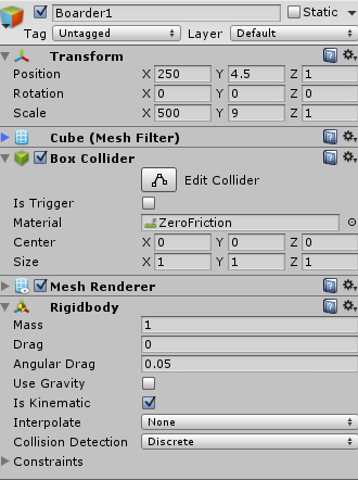 Player Collision with objects (help) - Unity Answers