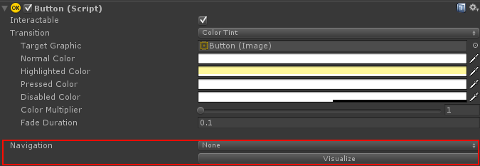 Button is being triggered by spacebar after clicked once - Unity Answers