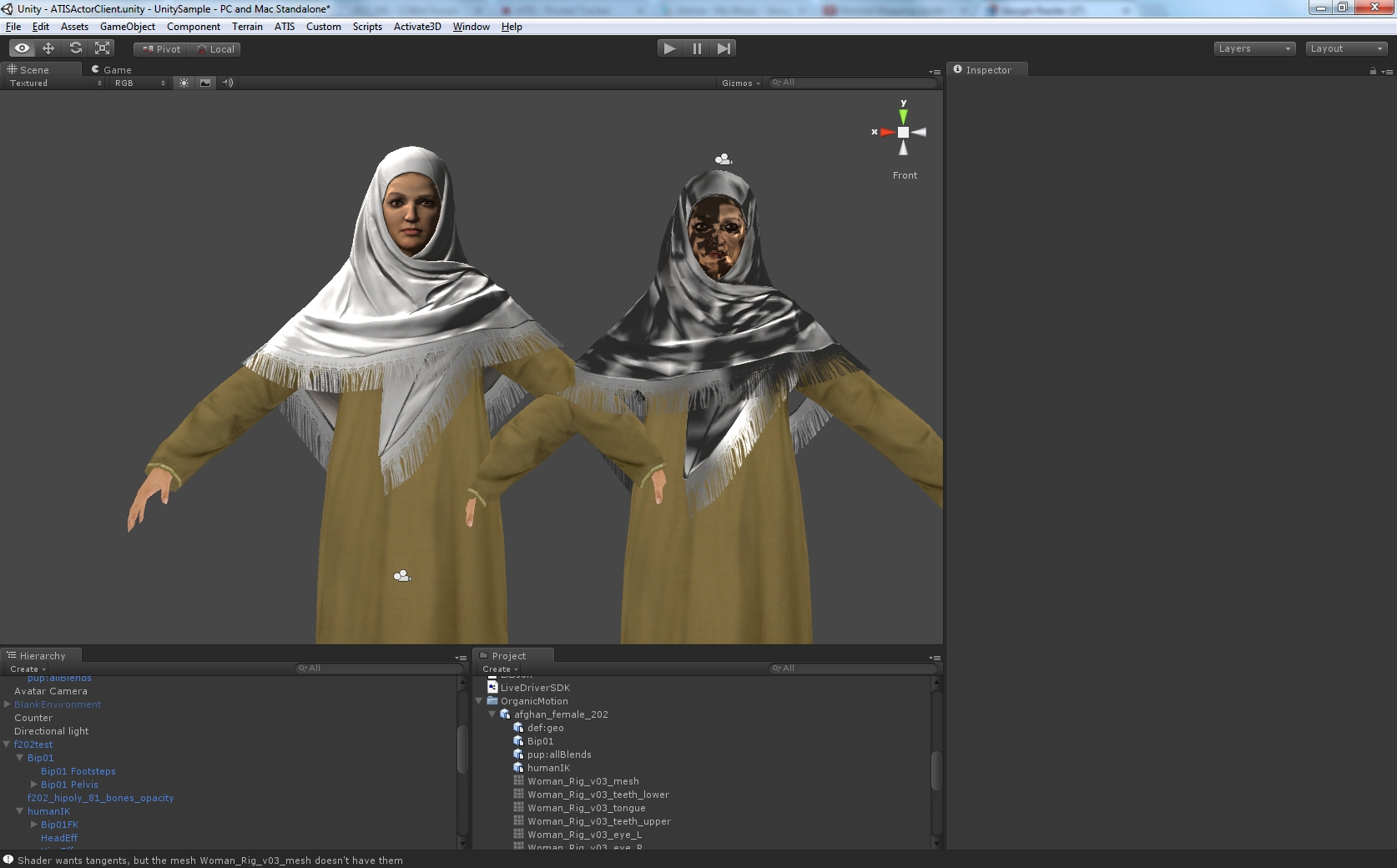 Imported Maya FBX to Unity, Normals All Wrong - Unity Answers