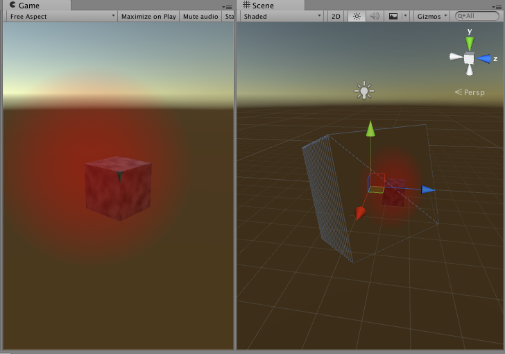 Why doesn't a material shader render on procedural meshes? - Unity