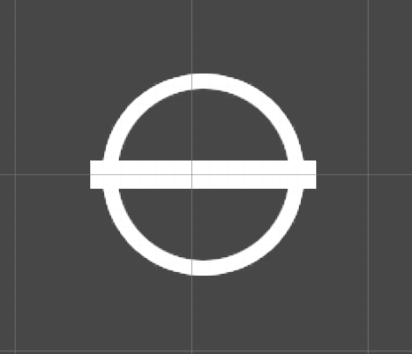 When I Move A Uinvas This Symbol Appears In It What Does It Mean