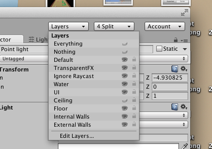 How do I hide object in scene editor? - Unity Answers