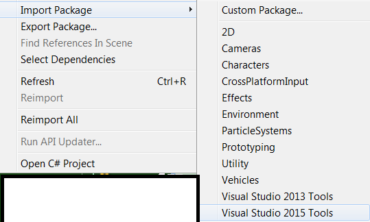 Visual Studio 2015RC not launching anymore - Unity Answers