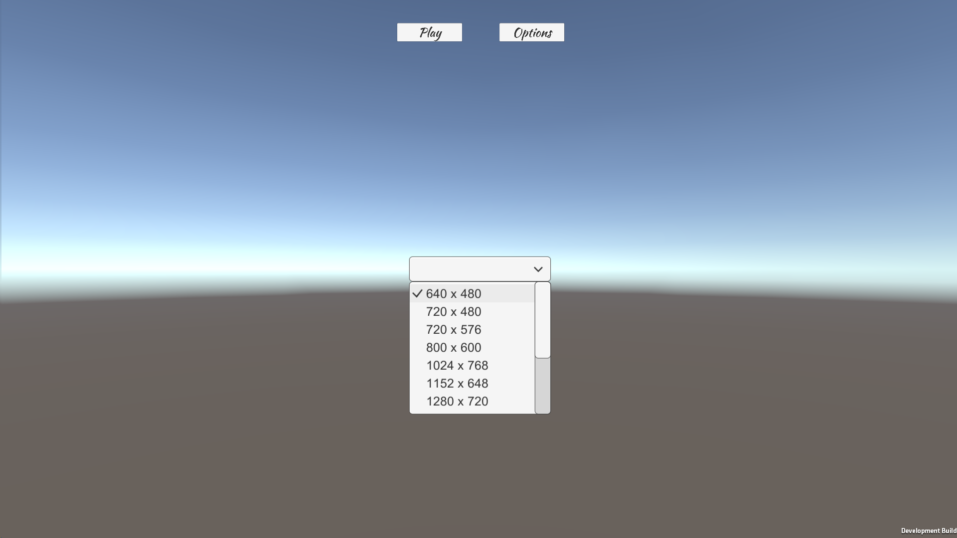 Unity 5 2 using dropdown for screen resolutions - Unity Answers
