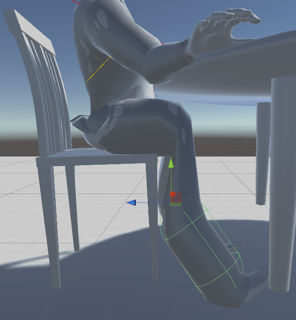 Unity Ragdoll Joints