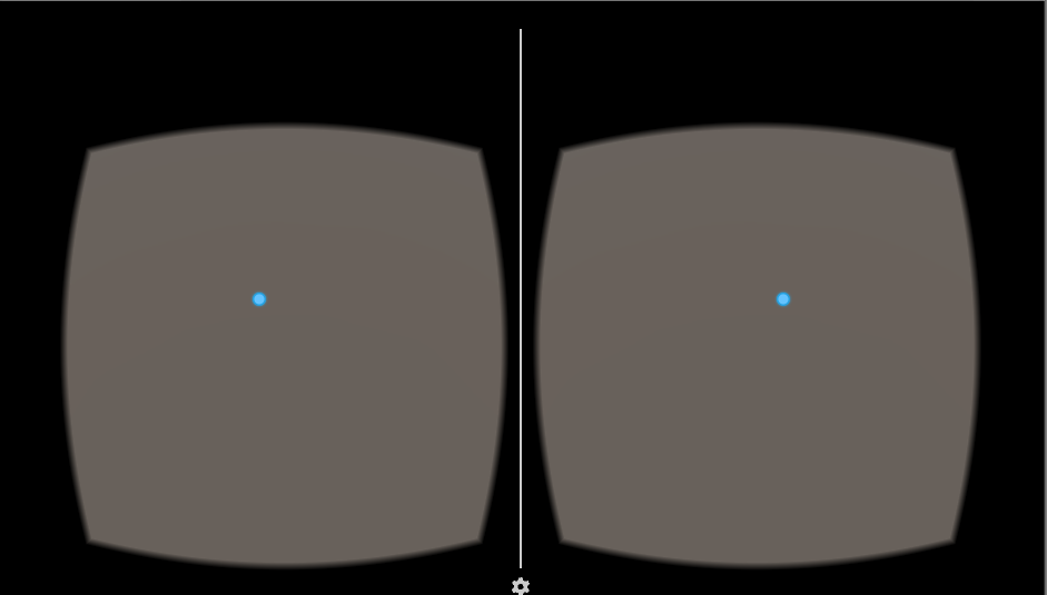 Creating a Reticle with Google Cardboard SDK - Unity Answers