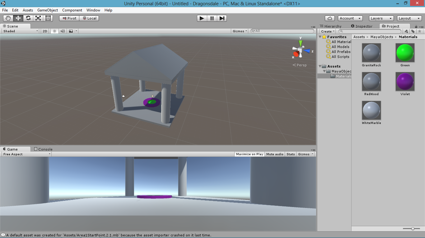 Texture goes missing when importing objects and materials from Maya