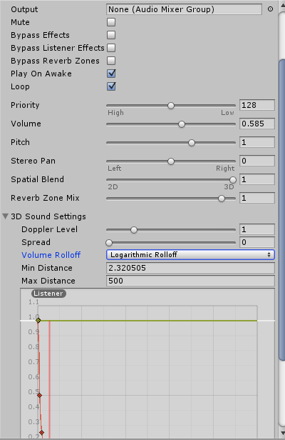AudioListener changes only volume and not pitch - Unity Answers