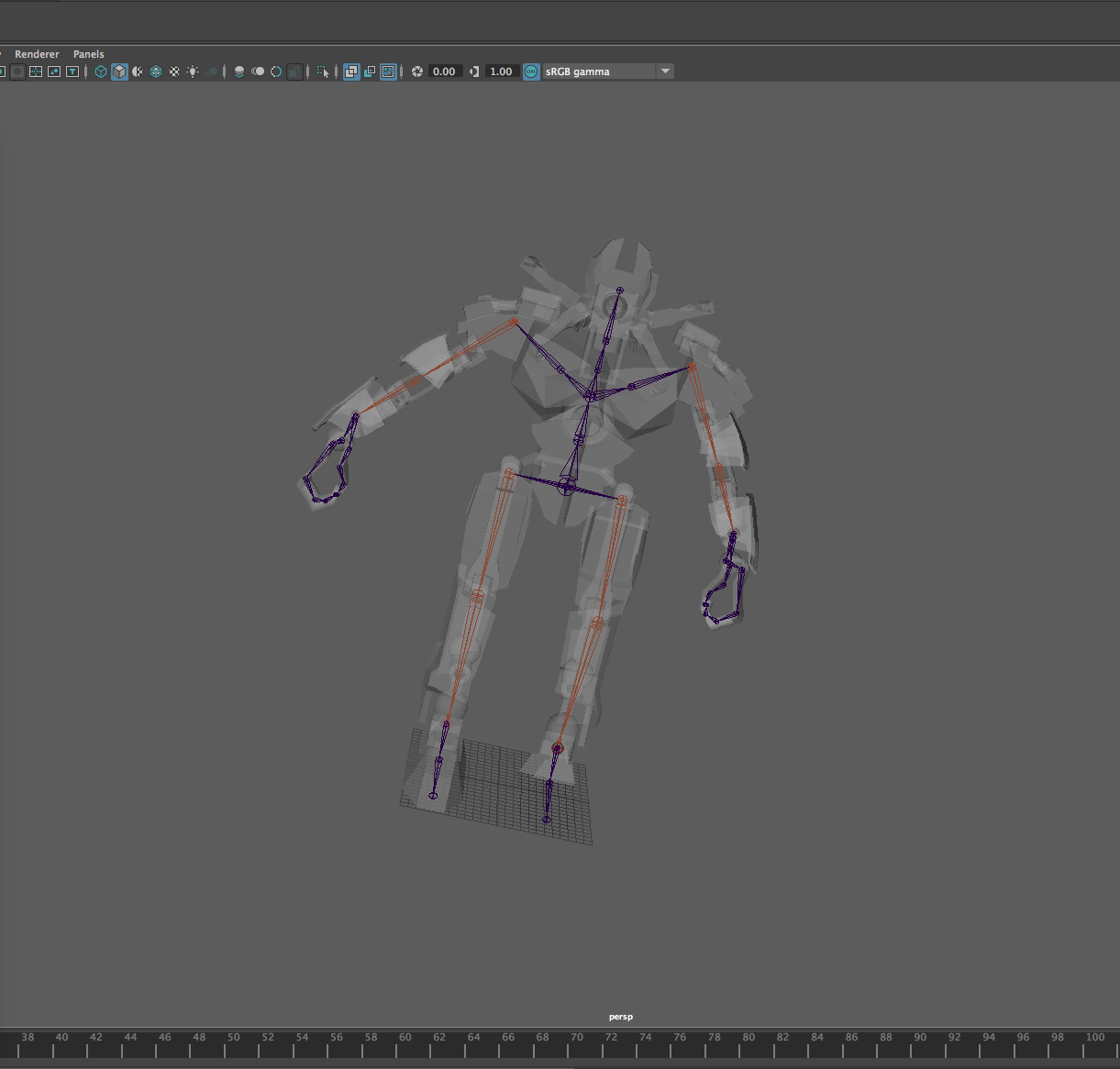 Rotation Issue With Joint Fbx Avatar To Unity Unity Answers
